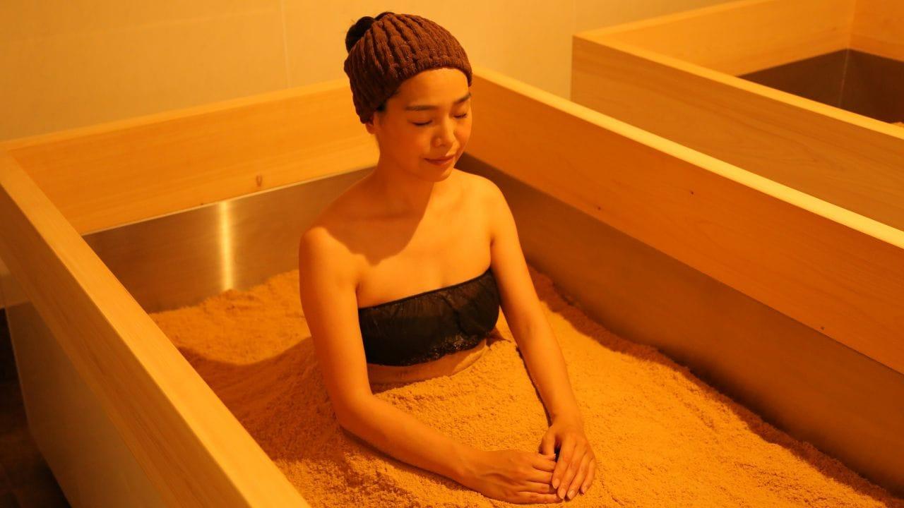 Riraku Enzyme Bath