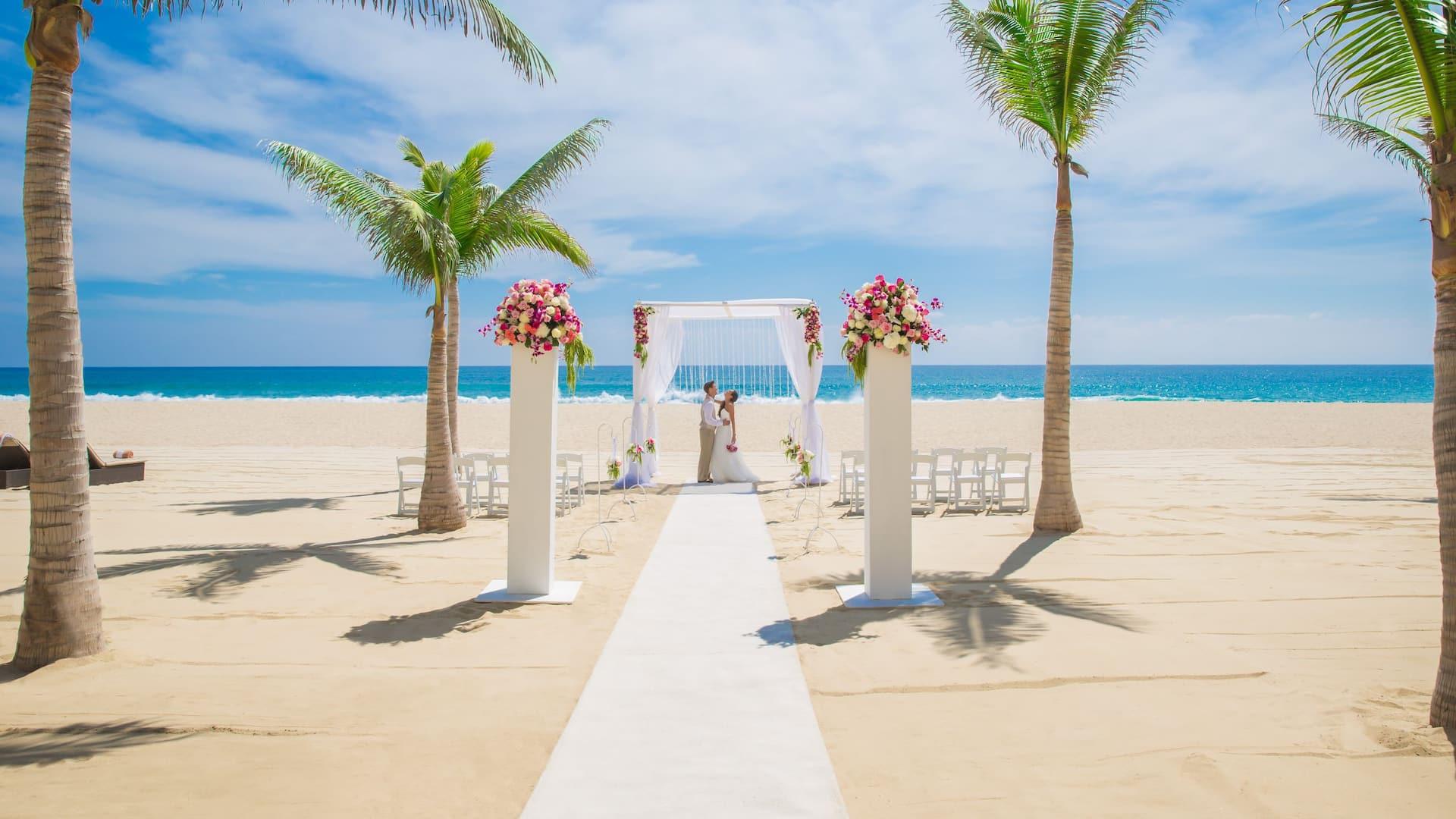 Cabo Wedding Venues – Hyatt Ziva Los Cabos