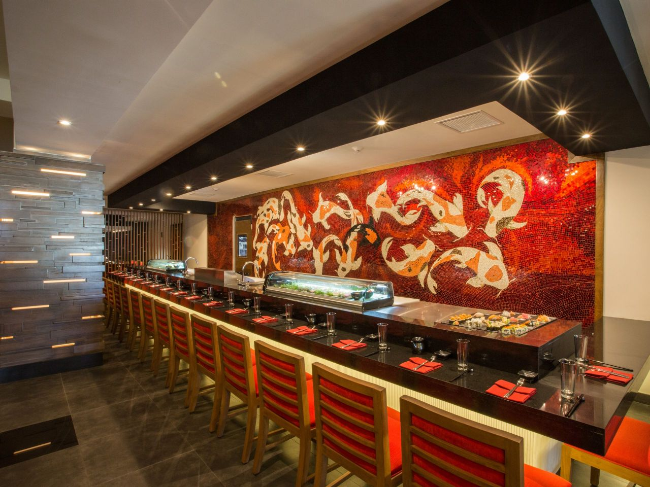 Discover A True Taste Of An Right Here In Cabo At Dozo Every Evening Promises New Asian Culinary Adventure From Our Teppanyaki Grills To The Sunken