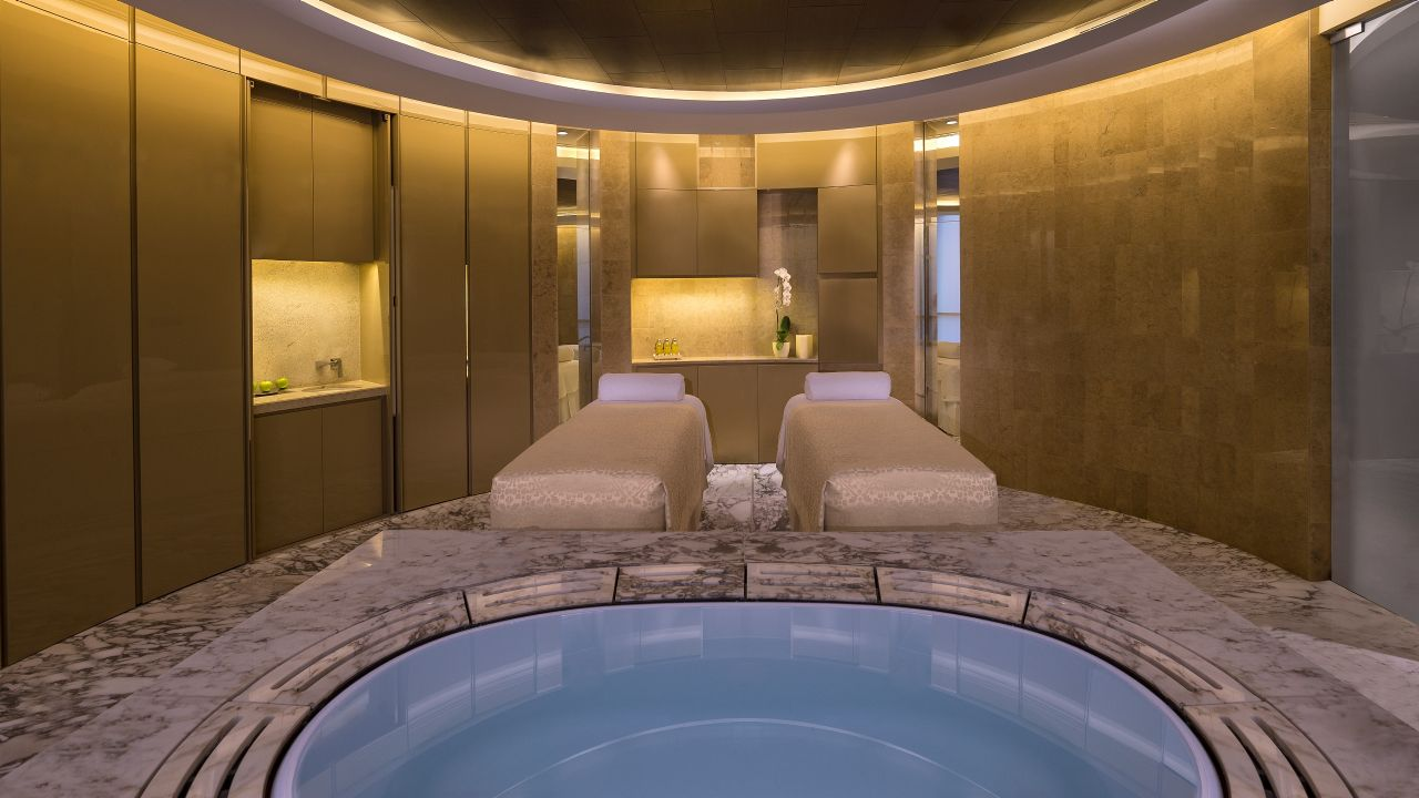 Spa Double Treatment Room