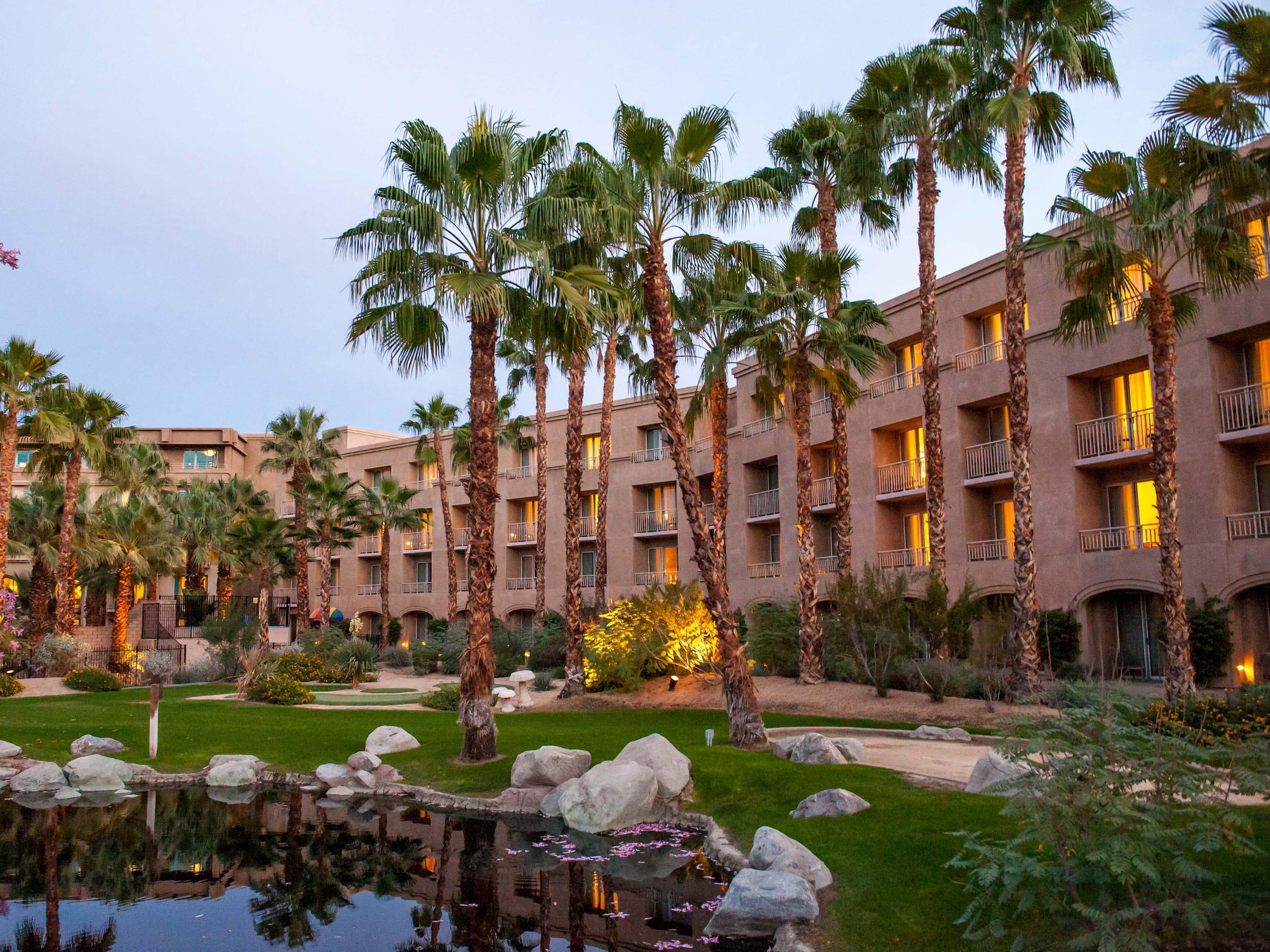 Resort Near Palm Springs | Hyatt Regency Indian Wells Resort & Spa