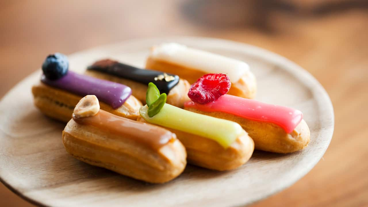 [Pastry Shop] Mini Eclair