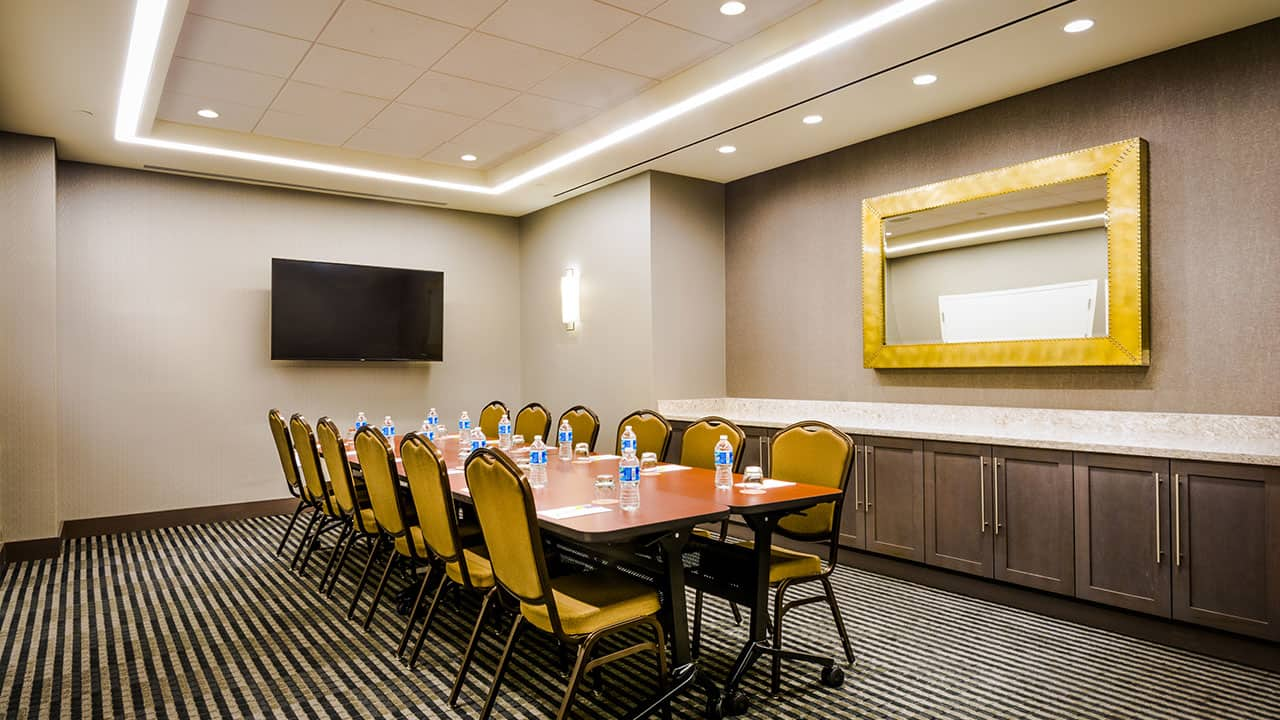 Meeting Space Boardroom at Hyatt Place Washington DC National Mall