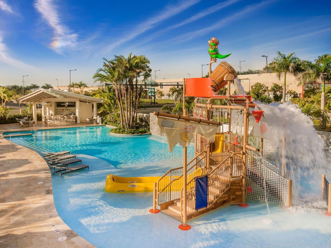 Hyatt Place San Juan City Center Pool
