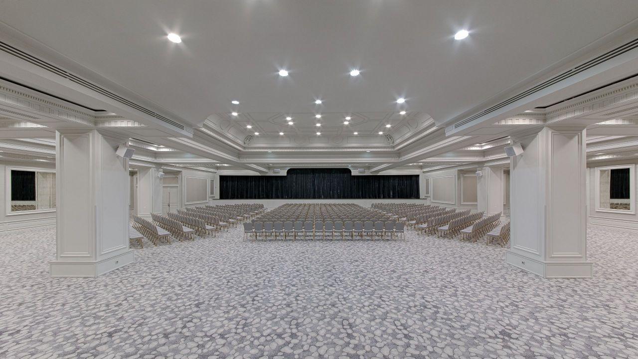 Événements en salle Rviera à l'Hôtel Hyatt Regency Nice Palais De La Méditerranée