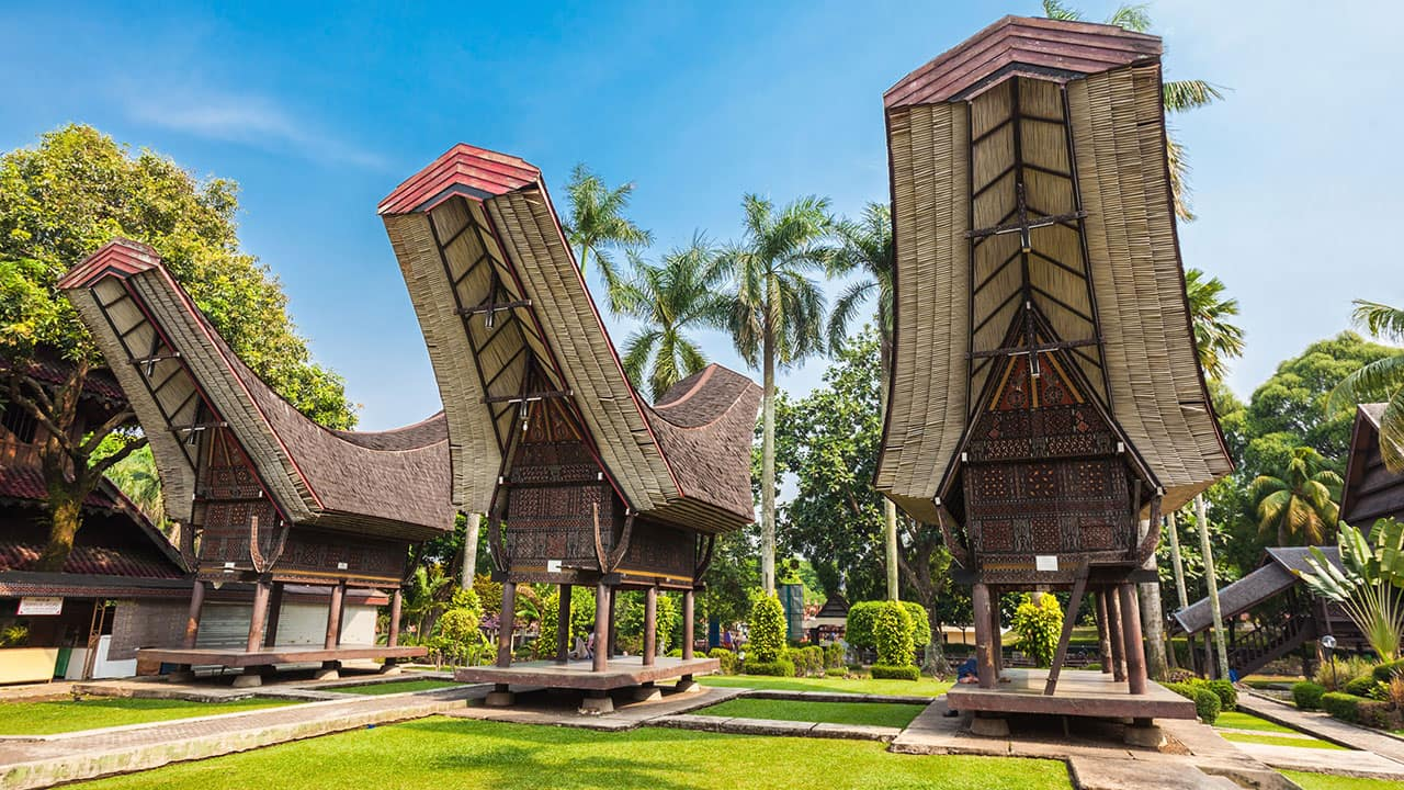 Taman Mini Indonesia Indah, Museum in East Jakarta, Indonesia