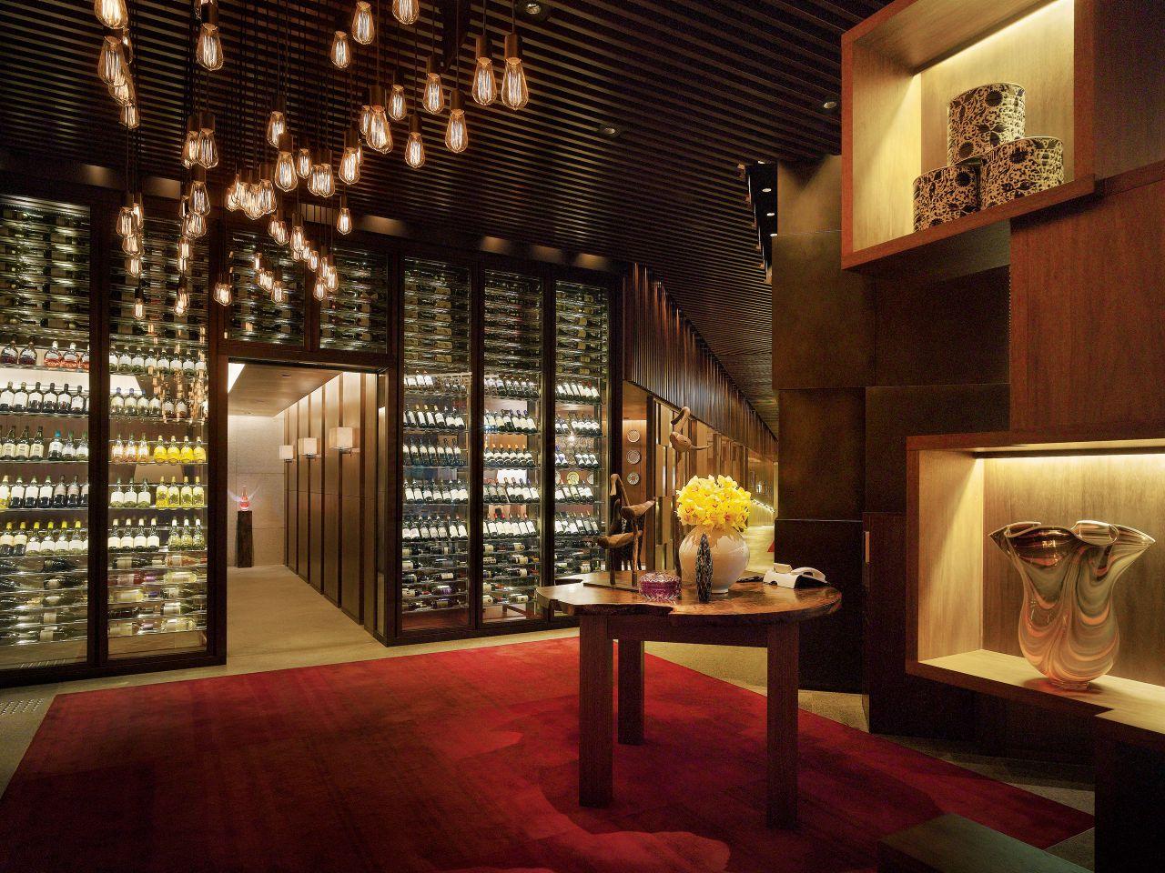 Best Seoul Restaurants and Bar| Park Hyatt Seoul Hotel on