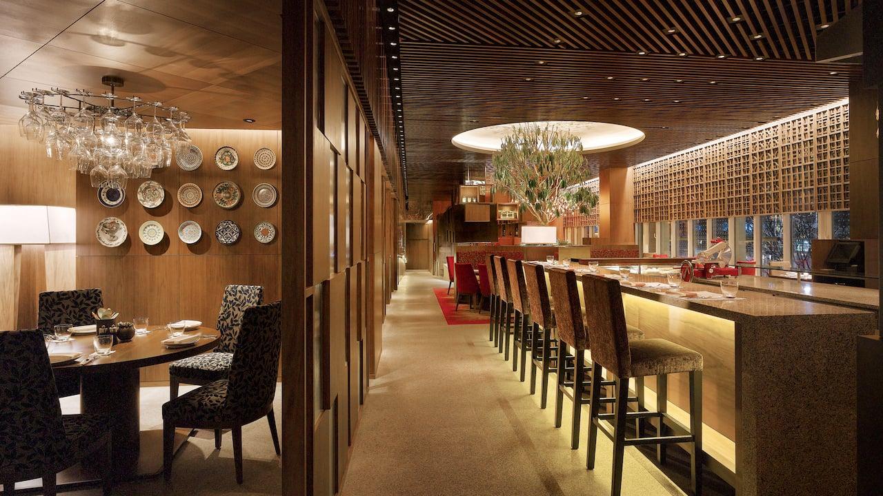 Park Hyatt Seoul Cornerstone Italian Restaurant
