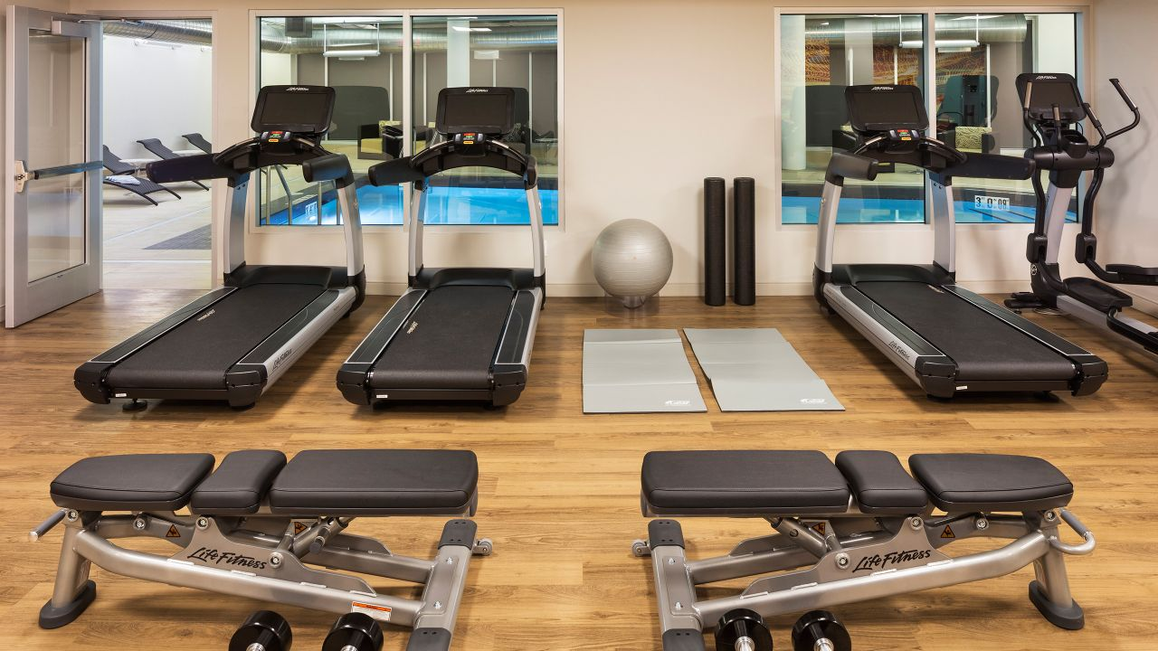 Treadmills and fitness equipment
