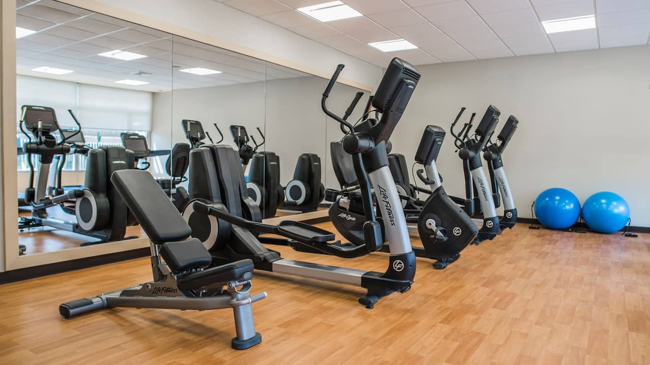 Hyatt Place Managua Fitness Center