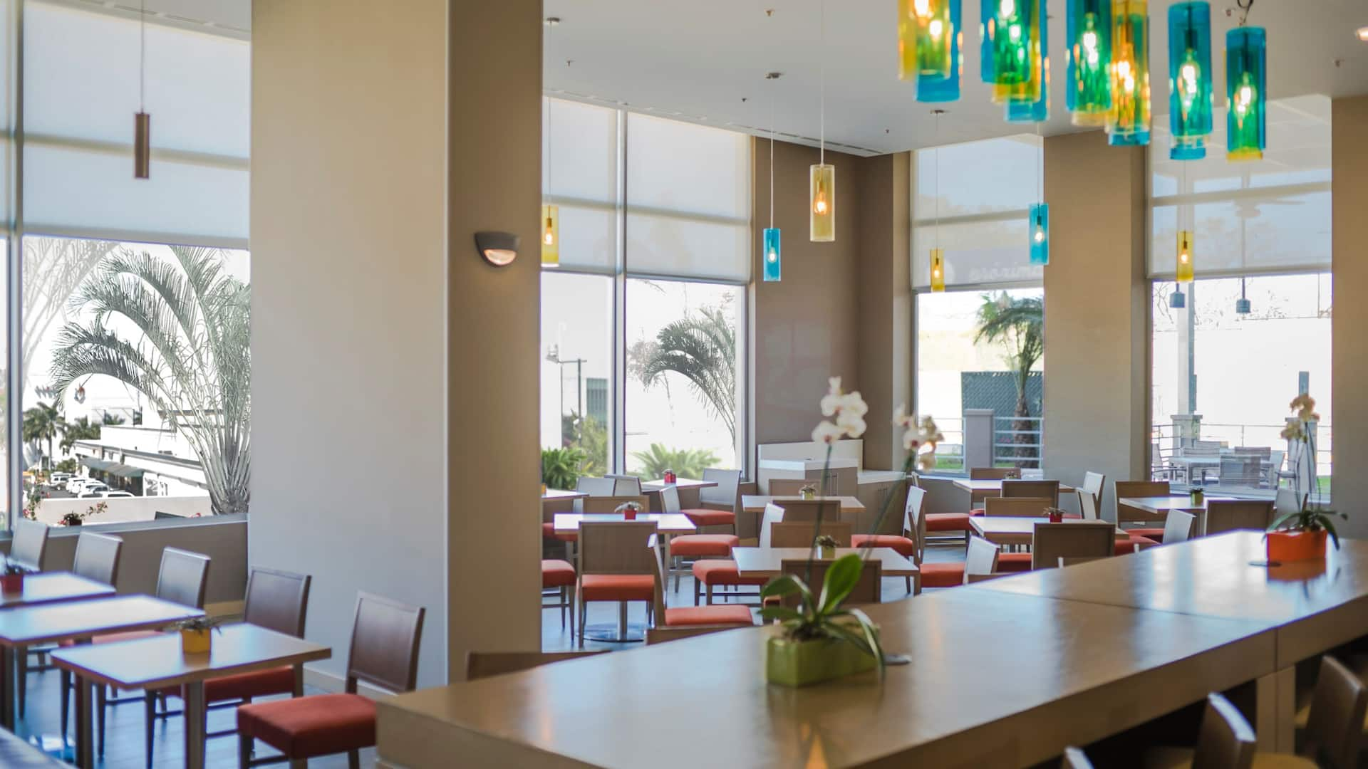 Hyatt Place Managua Gallery Restaurant