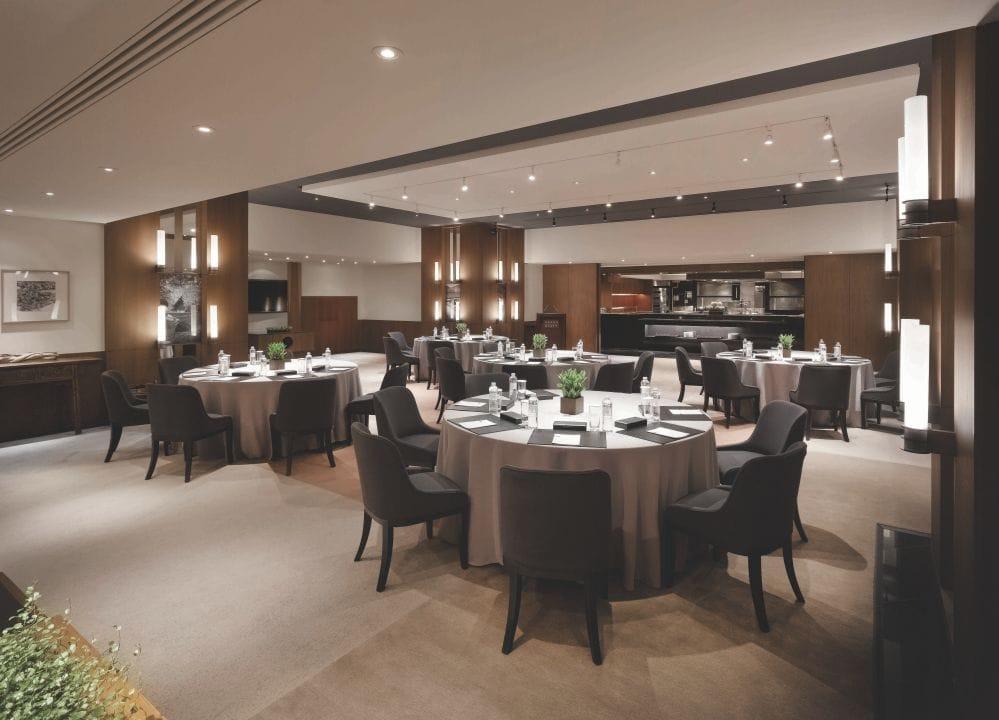 Sansoo round banquet facilities