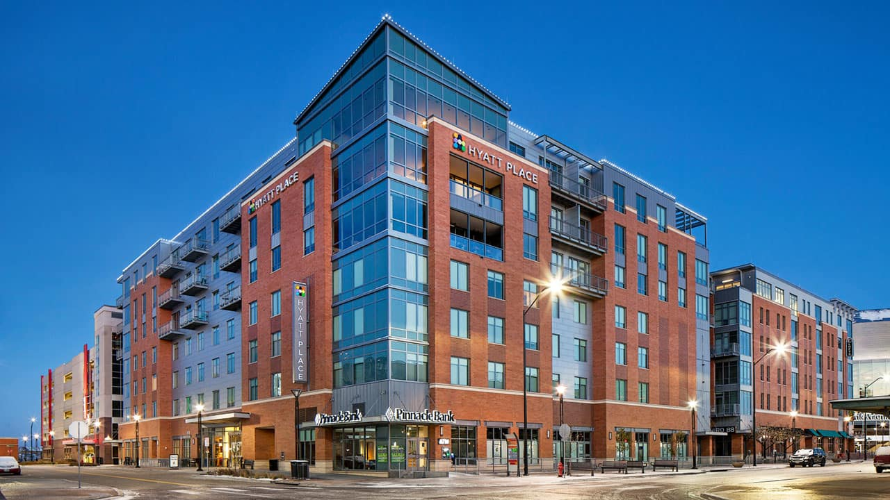 Hyatt Place Lincoln/Downtown-Haymarket