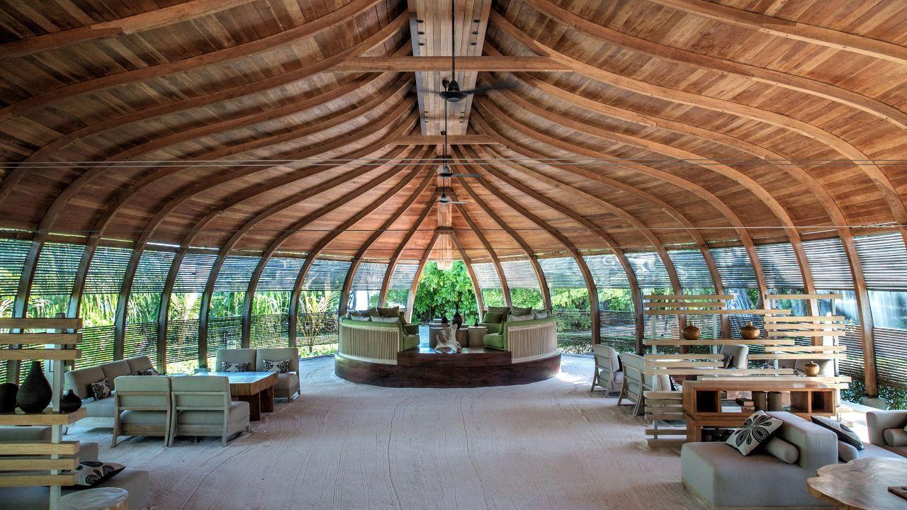 The Dhoni interior
