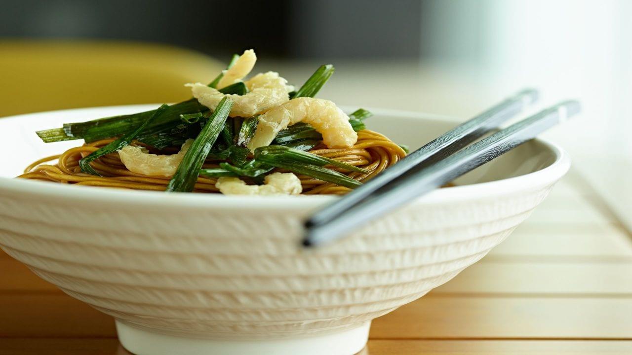 Noodle Bar Food