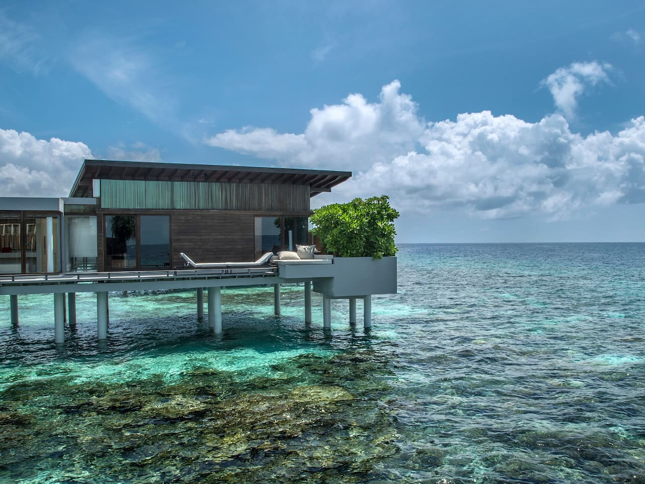 5-star Maldives Resort Maldives Overwater Villa