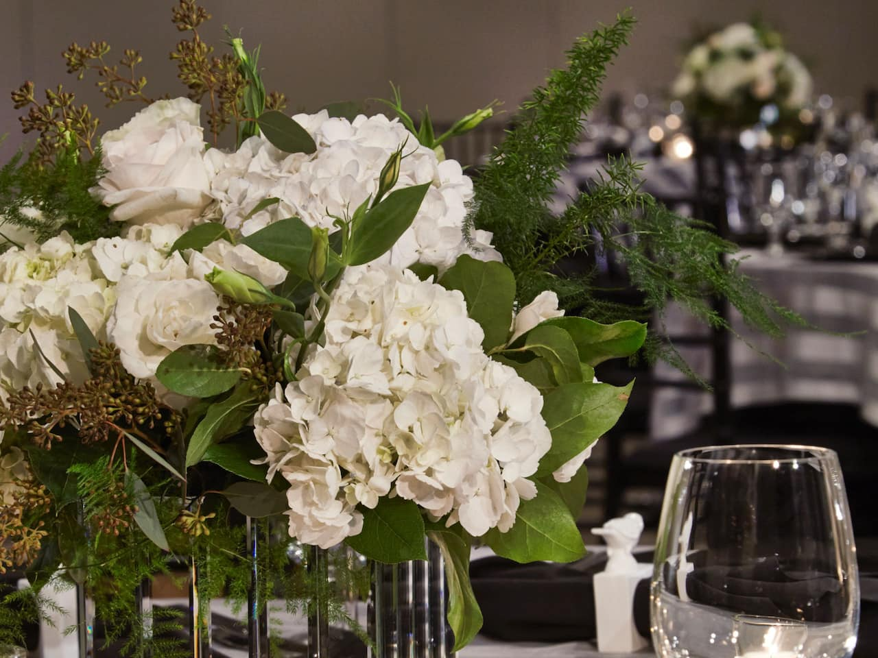 Wedding Flowers Hyatt Regency Atlanta