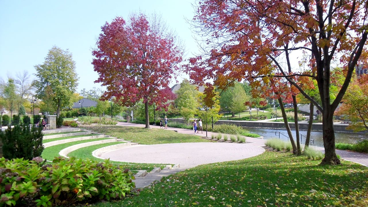 Naperville Riverwalk