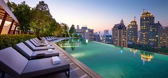 <p><b>Park Hyatt Bangkok<br>Now Open</b></p>