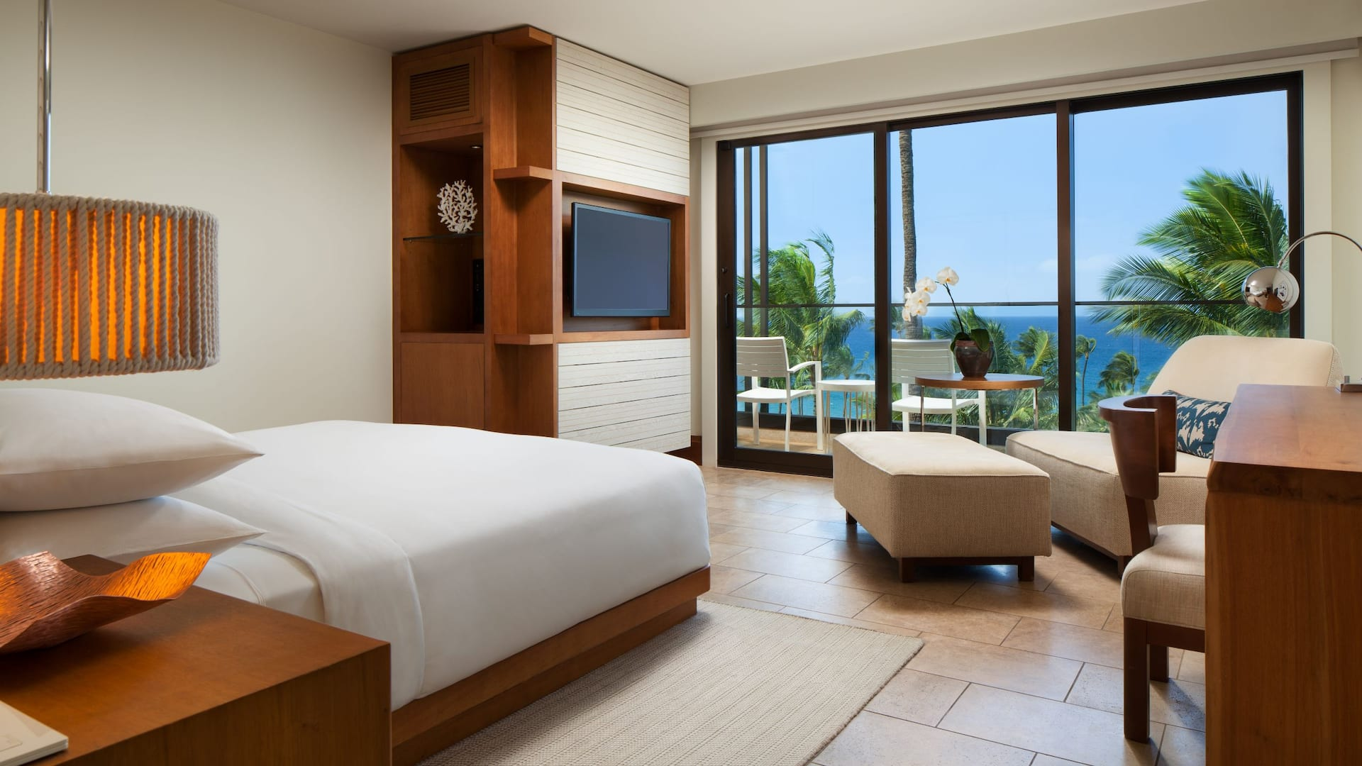 King Room with Ocean View Andaz Maui at Wailea Resort