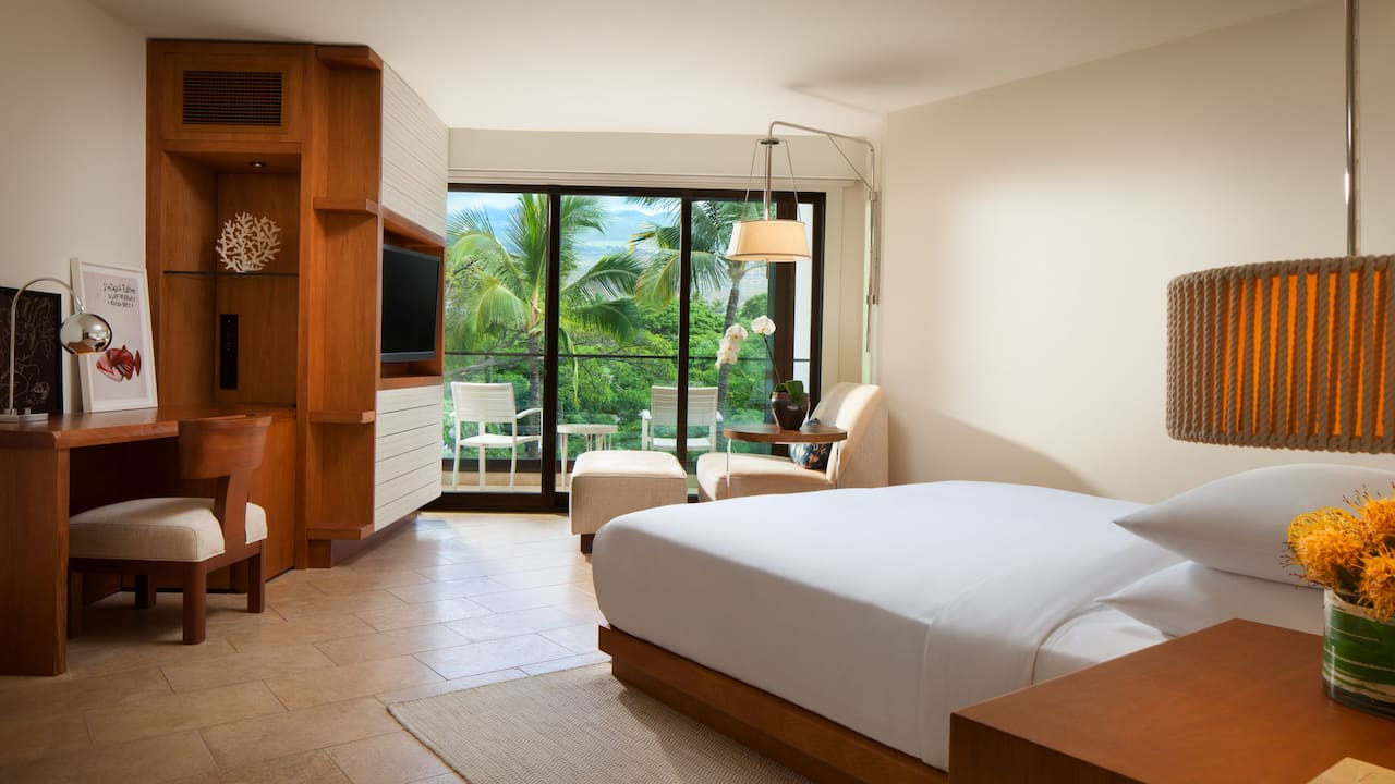 ANDAZ MAUI AT WAILEA RESORT | King Bed