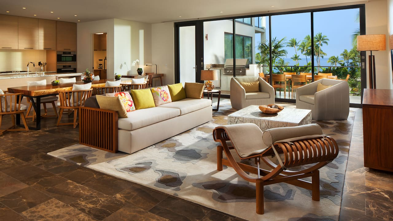 ANDAZ MAUI AT WAILEA RESORT | Villa Ocean View