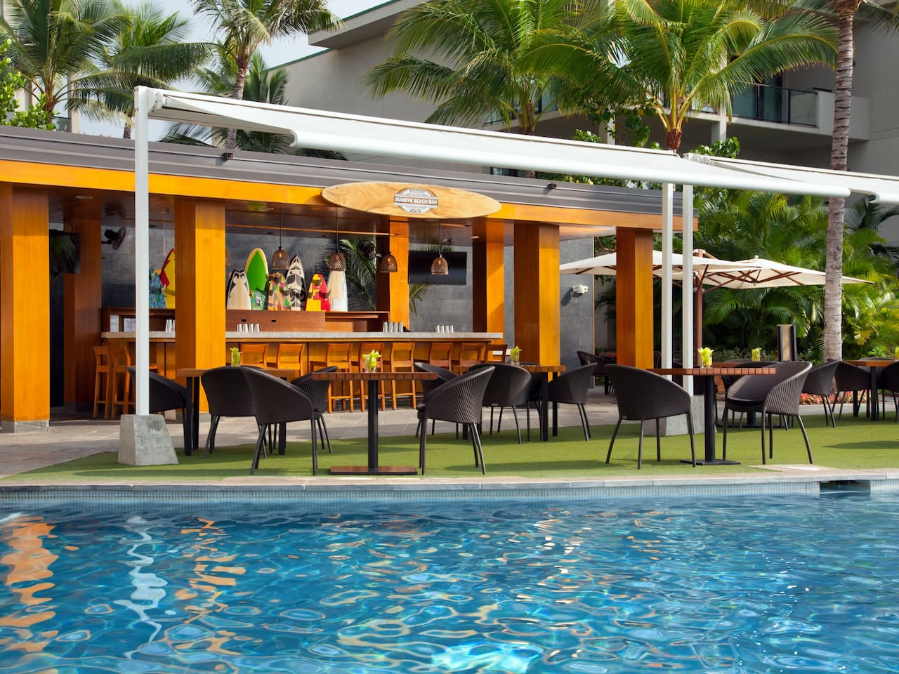Andaz Maui at Wailea Resort Bumbye Beach Bar