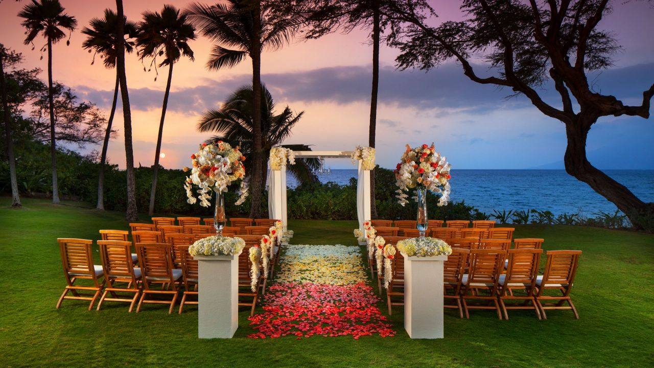 ANDAZ MAUI AT WAILEA RESORT | Weddings