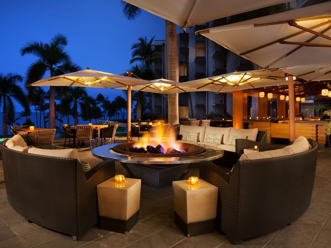 Andaz Maui at Wailea Resort Lehua Lounge