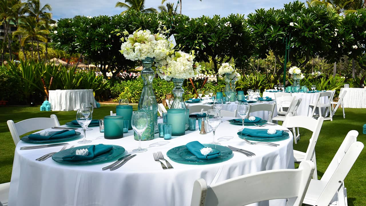 Grand Hyatt Kauai Resort Special Events Venue