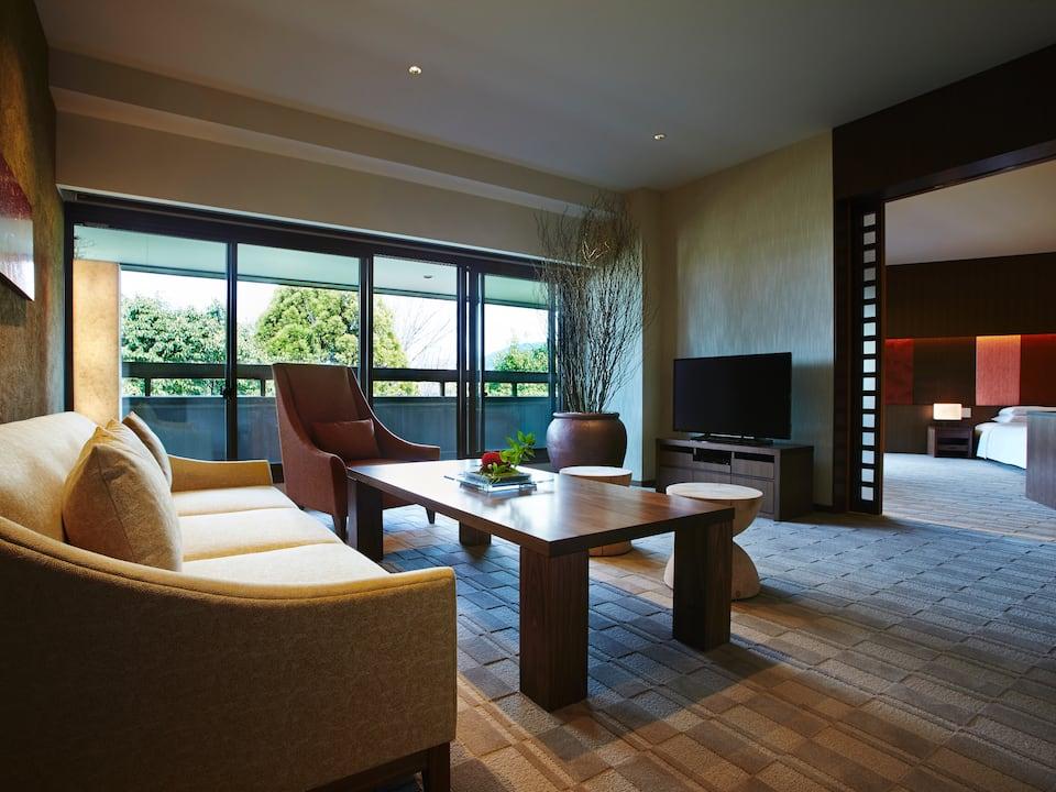 Kyoto Suite - Hyatt Regency Kyoto