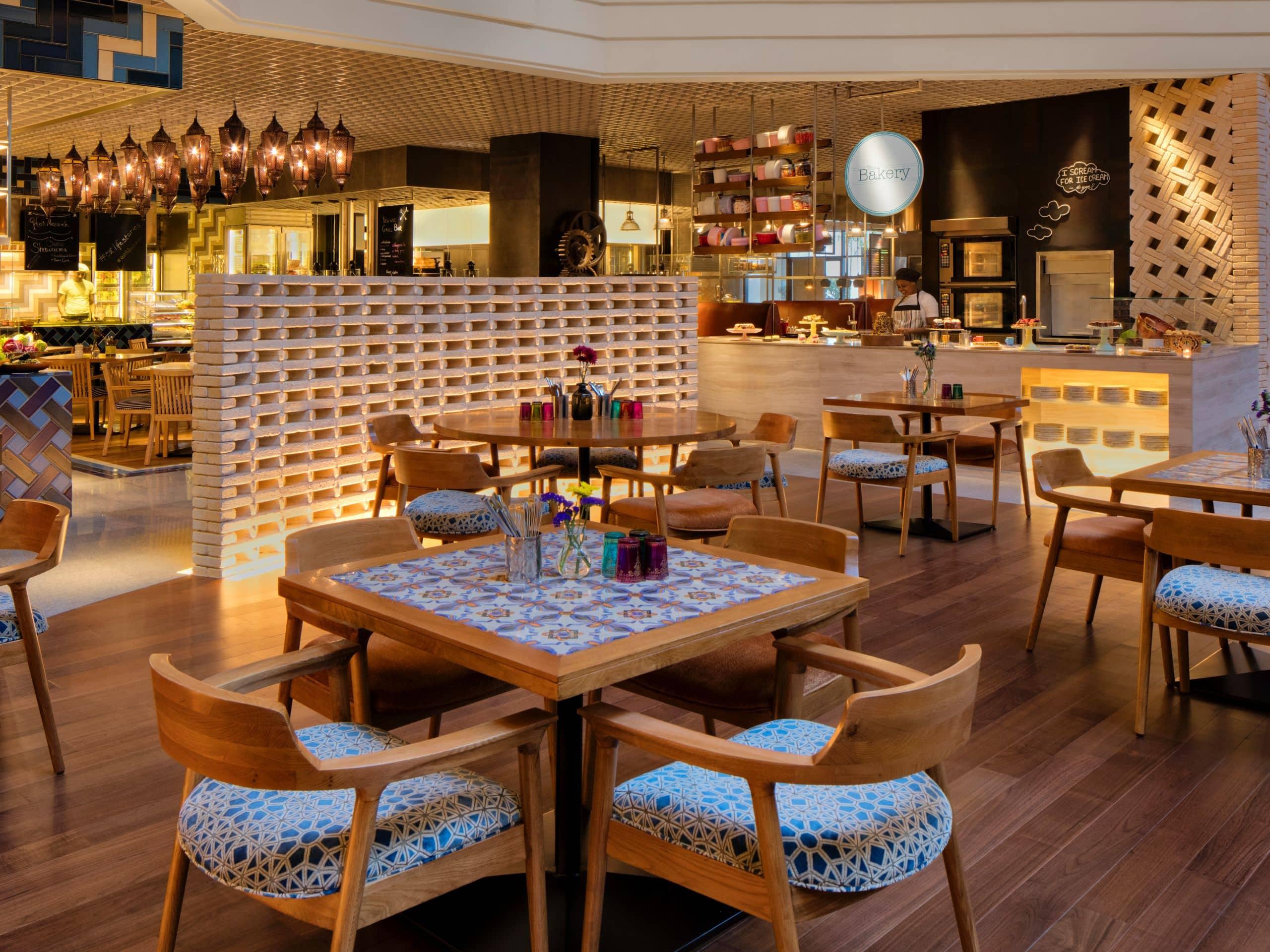 Best Restaurants and Bars in Dubai | Grand Hyatt Dubai