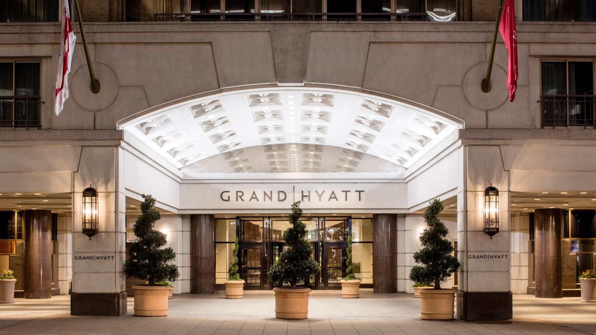 Grand Hyatt Washington Exterior