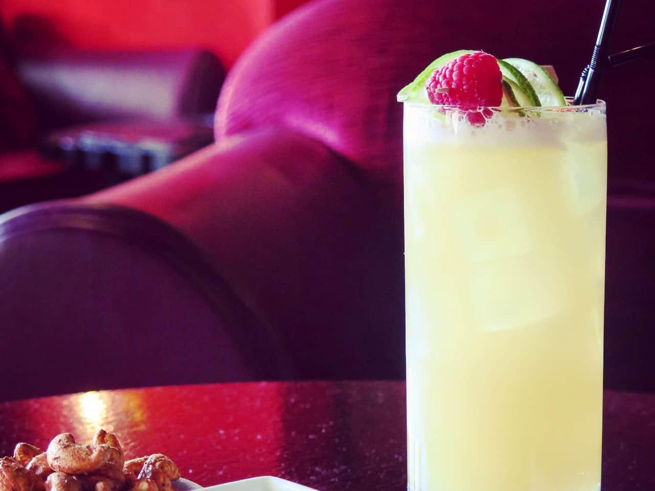 Cocktail - Le 3e Bar à l'Hôtel Hyatt Regency Nice Palais De La Méditerranée