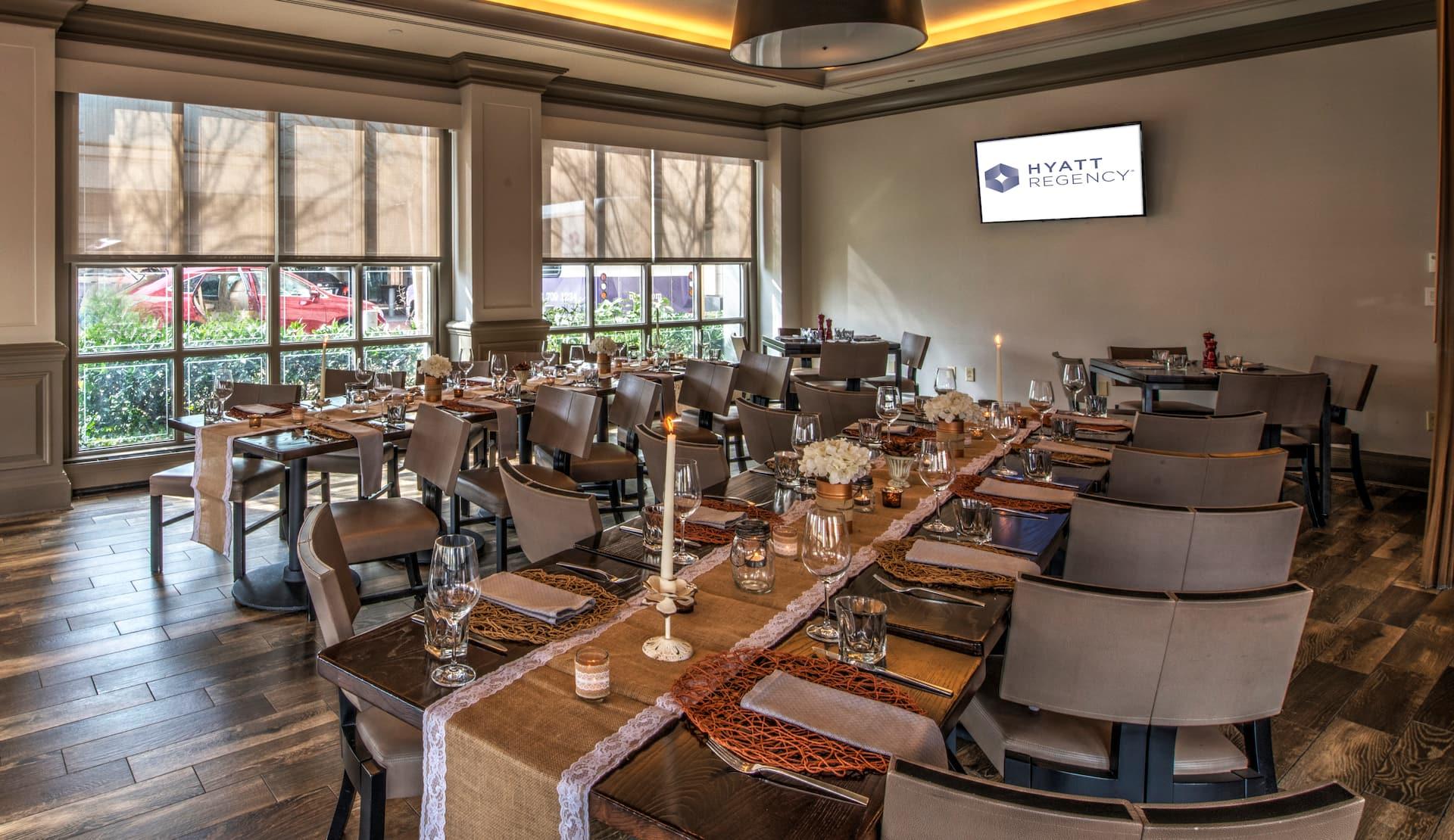 meeting space Hyatt Regency Reston
