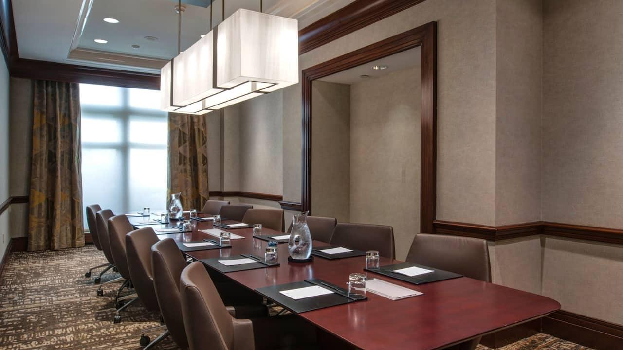 meeting boardroom Hyatt Regency Reston