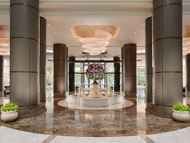 Grand Hyatt Taipei New Shanghai