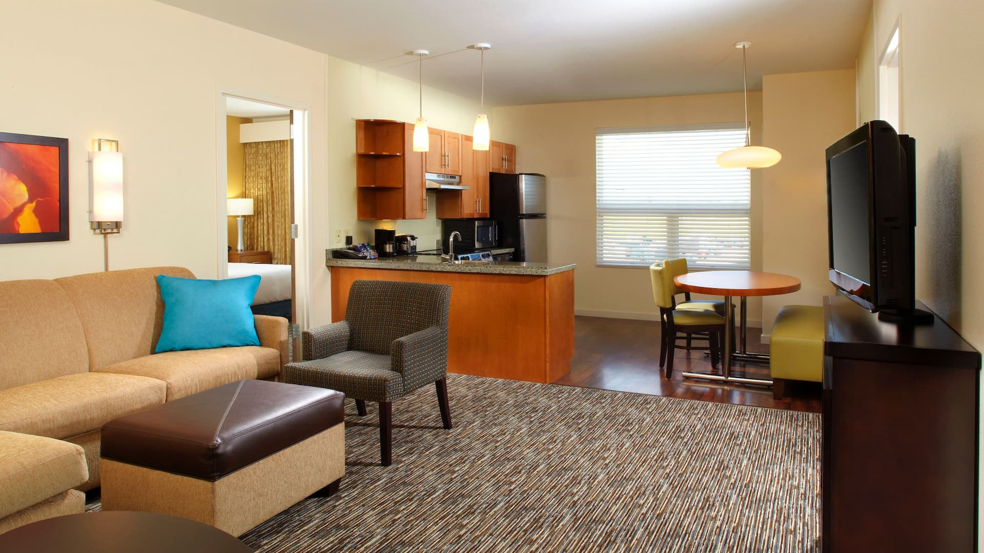 Hyatt House Boulder / Broomfield Two Bedroom Suite