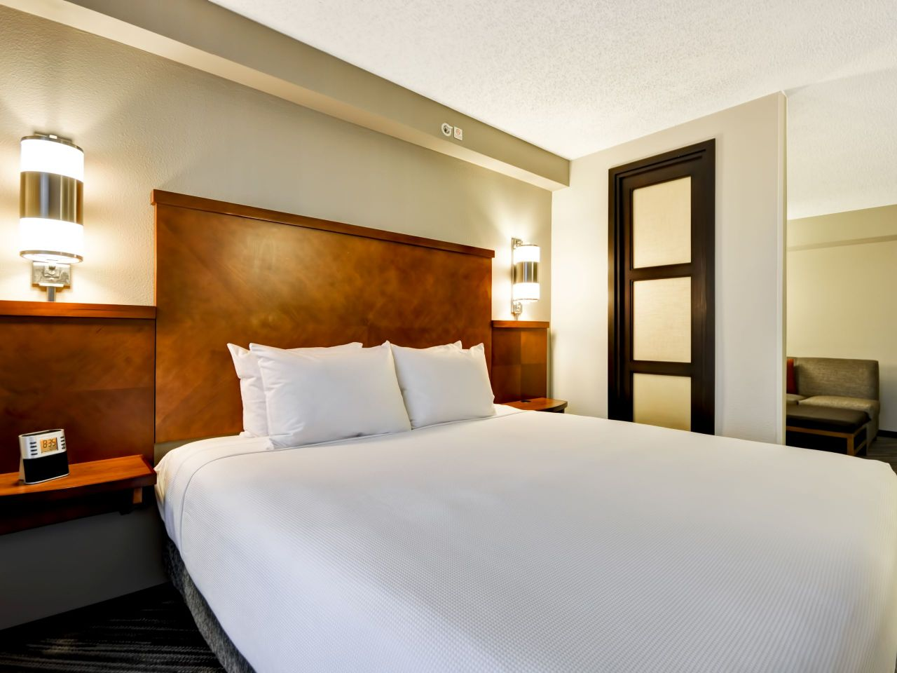 Hyatt Place Albuquerque/Uptown King Bed