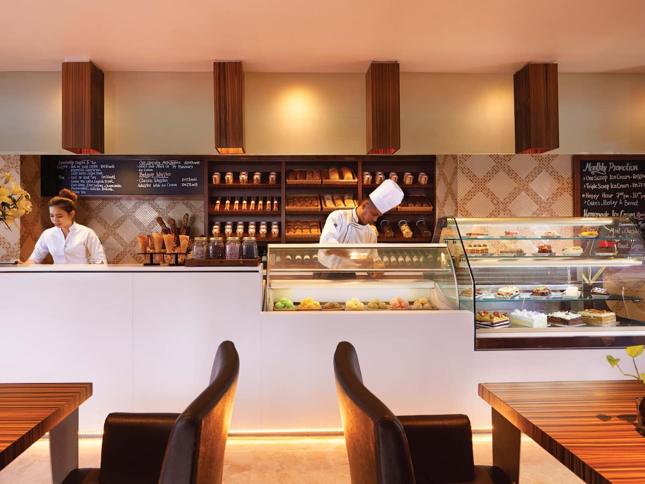 Mosaic Cafe Hyatt Regency Hotel Restaurants Kinabalu, Sabah