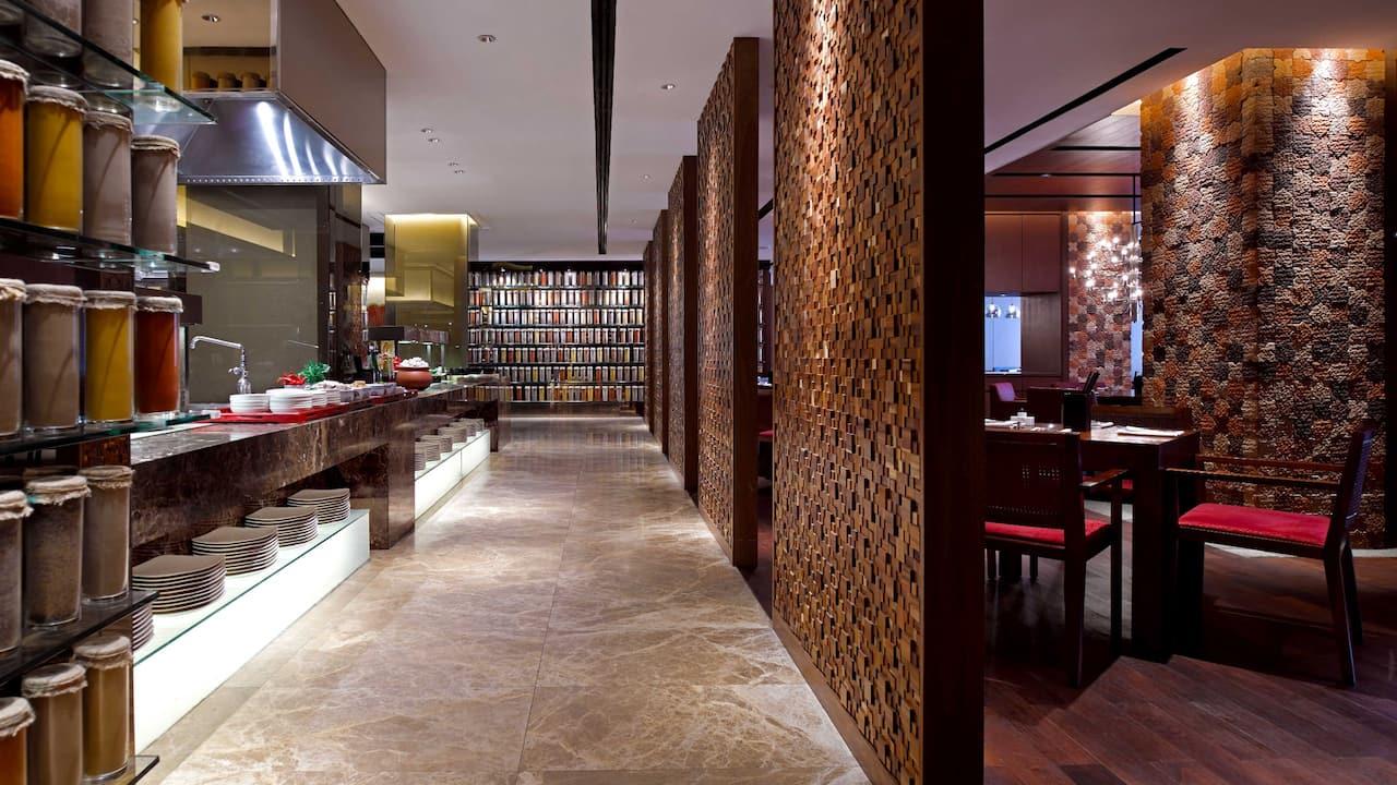 Tanjung Ria Kitchen Hyatt Regency Kinabalu, Sabah Malaysia
