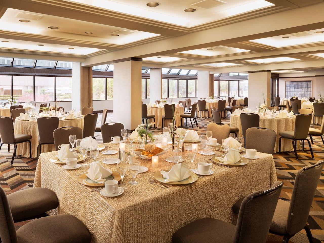 Garden Room Wedding Venue Hyatt Regency San Francisco