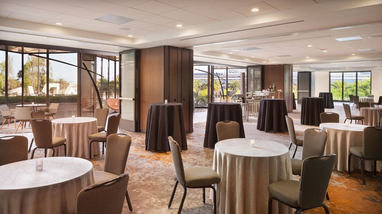 Waterfront Wedding Venue Hyatt Regency San Francisco
