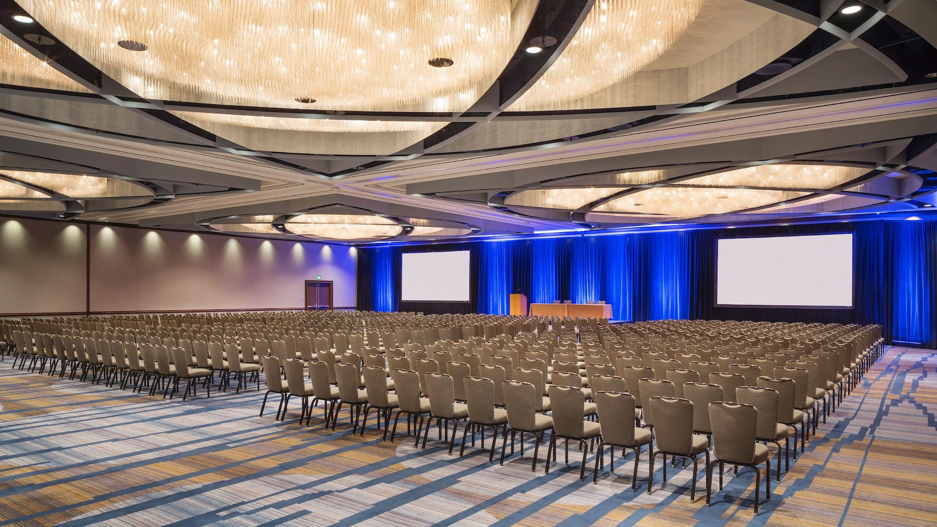 Grand Ballroom Meeting Venue Hyatt Regency San Francisco