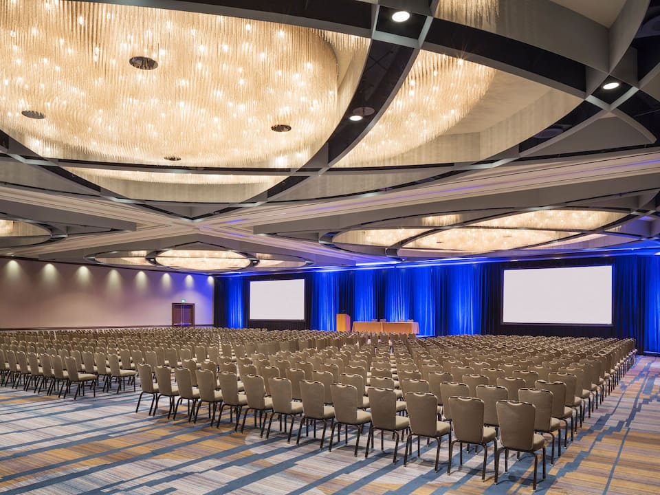 Ballroom Meeting SpaceHyatt Regency San Francisco