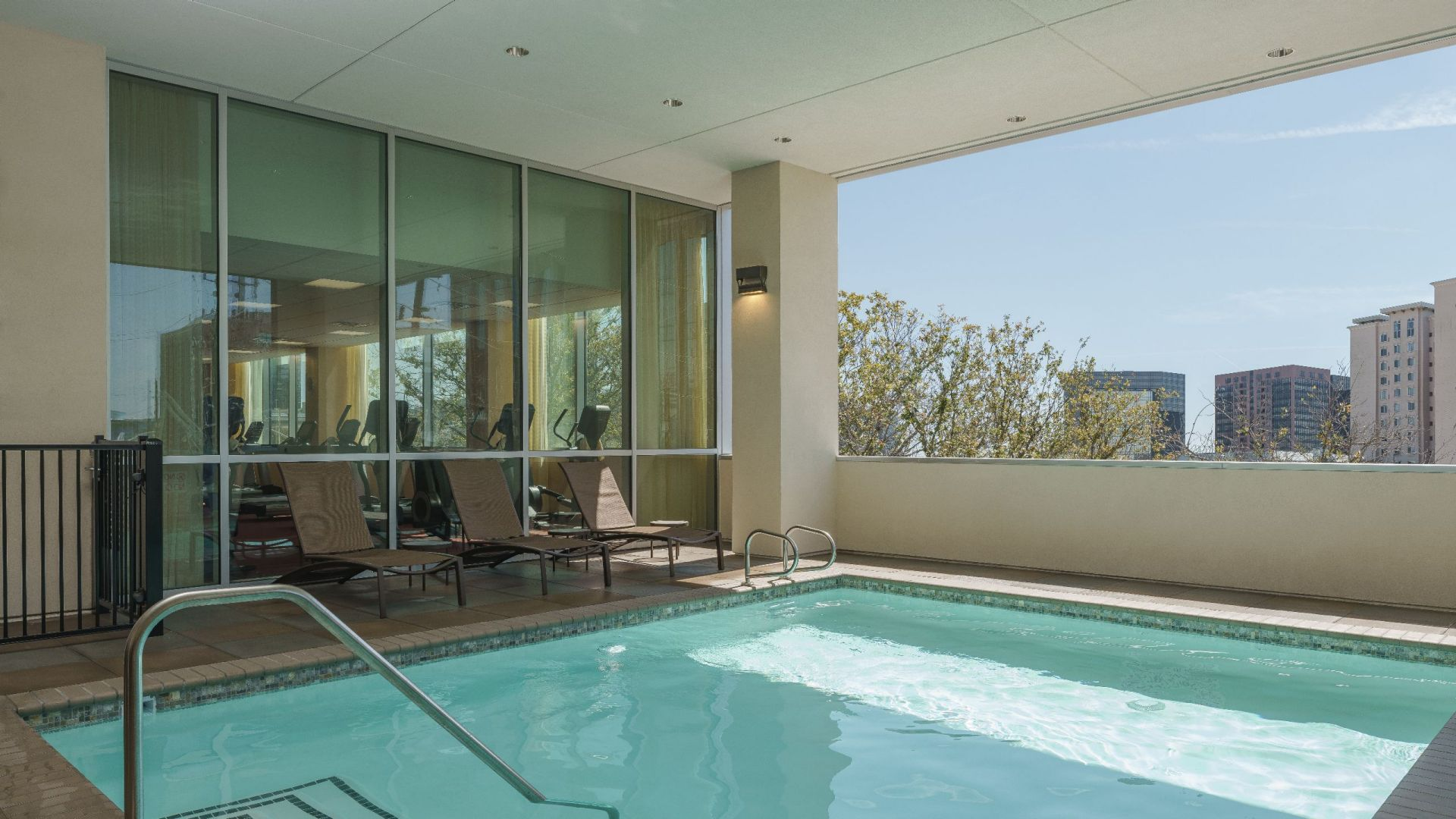 Hyatt Place Houston Galleria Pool