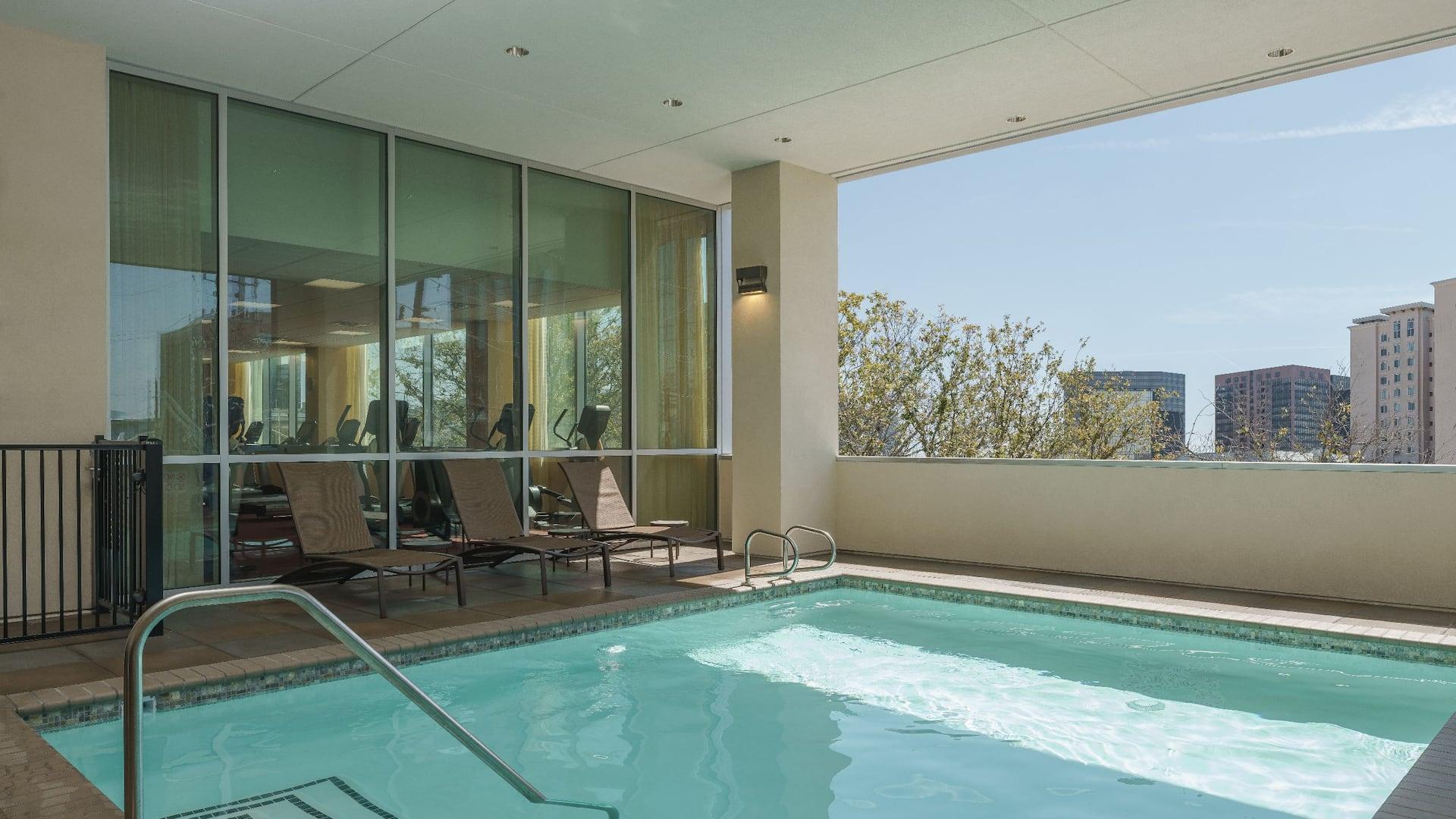 Hyatt Place Houston Galleria Pool