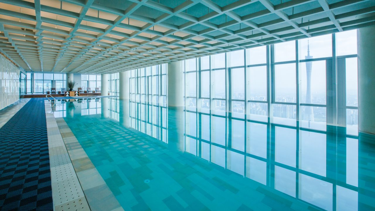 Indoor Swimming Pool Day