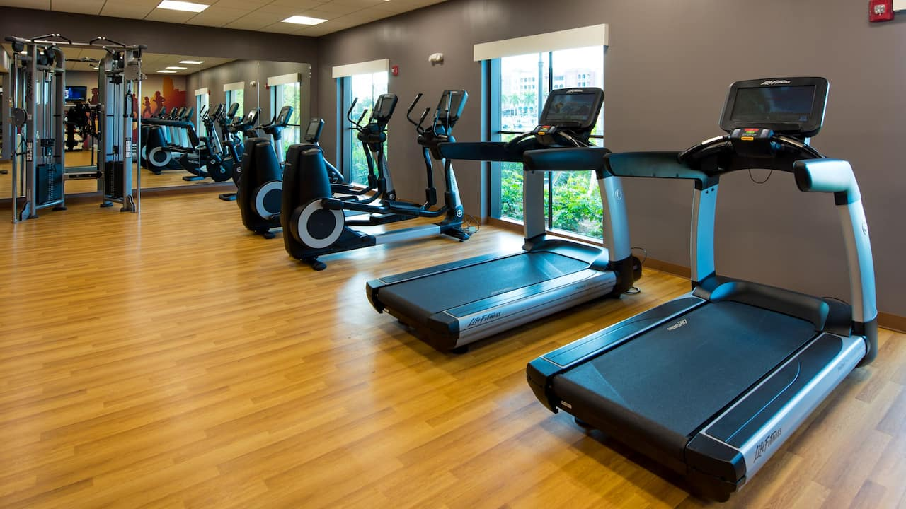 Hyatt House Naples / 5th Avenue Health Club