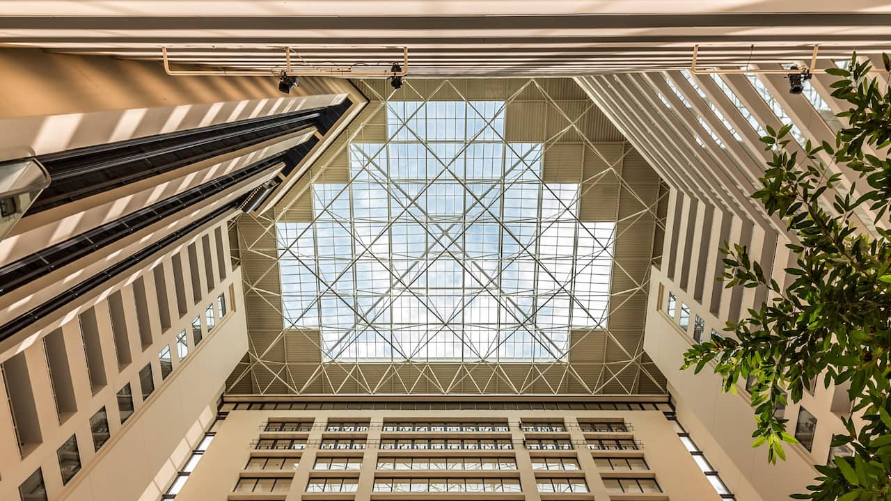 Orlando Resort Atrium
